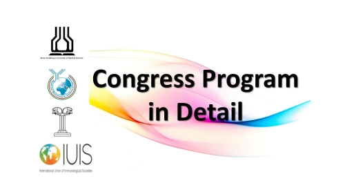 Congress Program in Detail